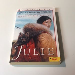 Other - 🌸NEW!🌸 Julie book from Julie of the Wolves